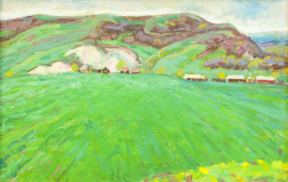 Харин Г.Е. Весенние поля
