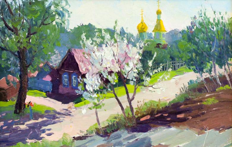 Ахметшин Р. Уфимский пейзаж
