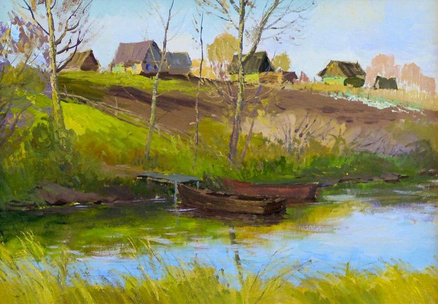 Ахметшин Р. На реке