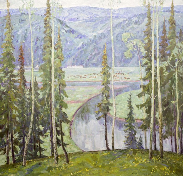 Харин Г.Е. Река Туй