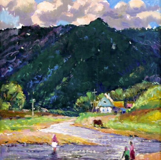Вакилов Р.Г. Уральский пейзаж