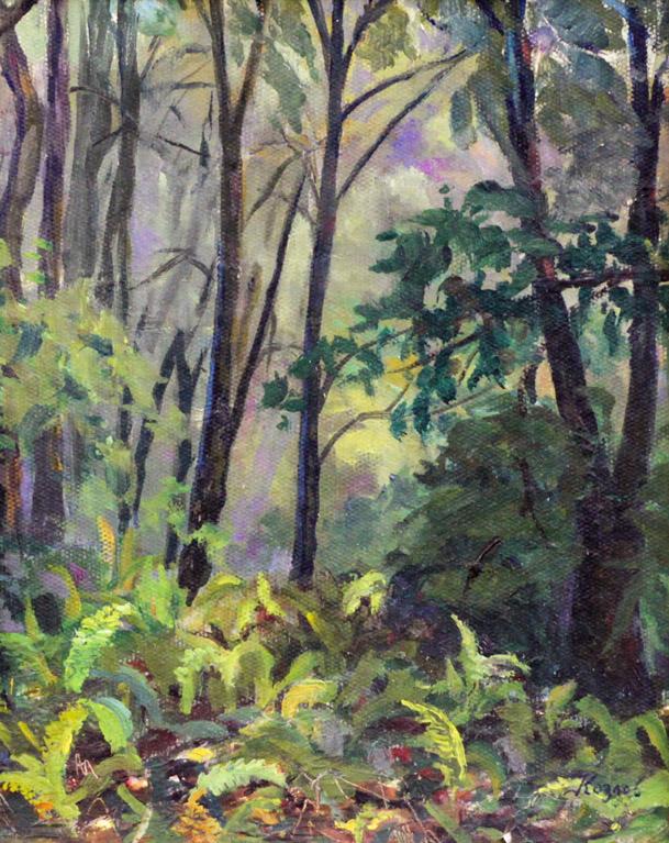 Козлов А.М. В лесу
