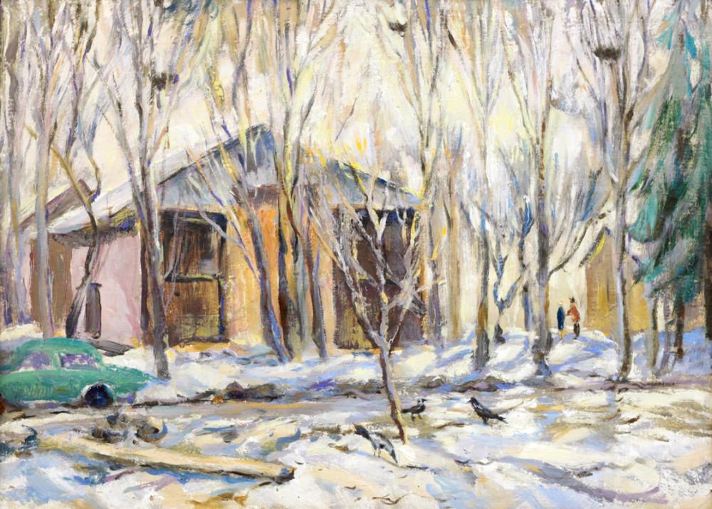 Ростемберский Ю.В. Пейзаж