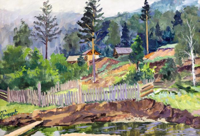 Огородов Г.В. Хутор