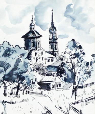 Ростемберский Ю.В. Храм