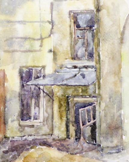 Стремоухова С. Старый дом