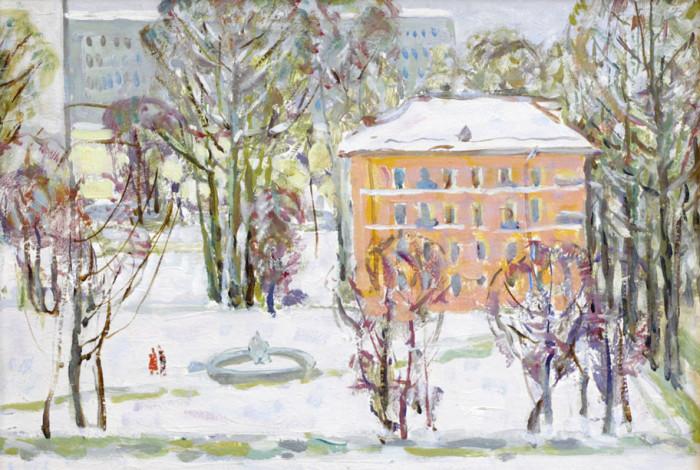 Харин Г.Е. Уфимский дворик