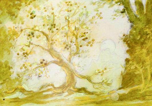 Плекунов В. Тропою грома. Дерево