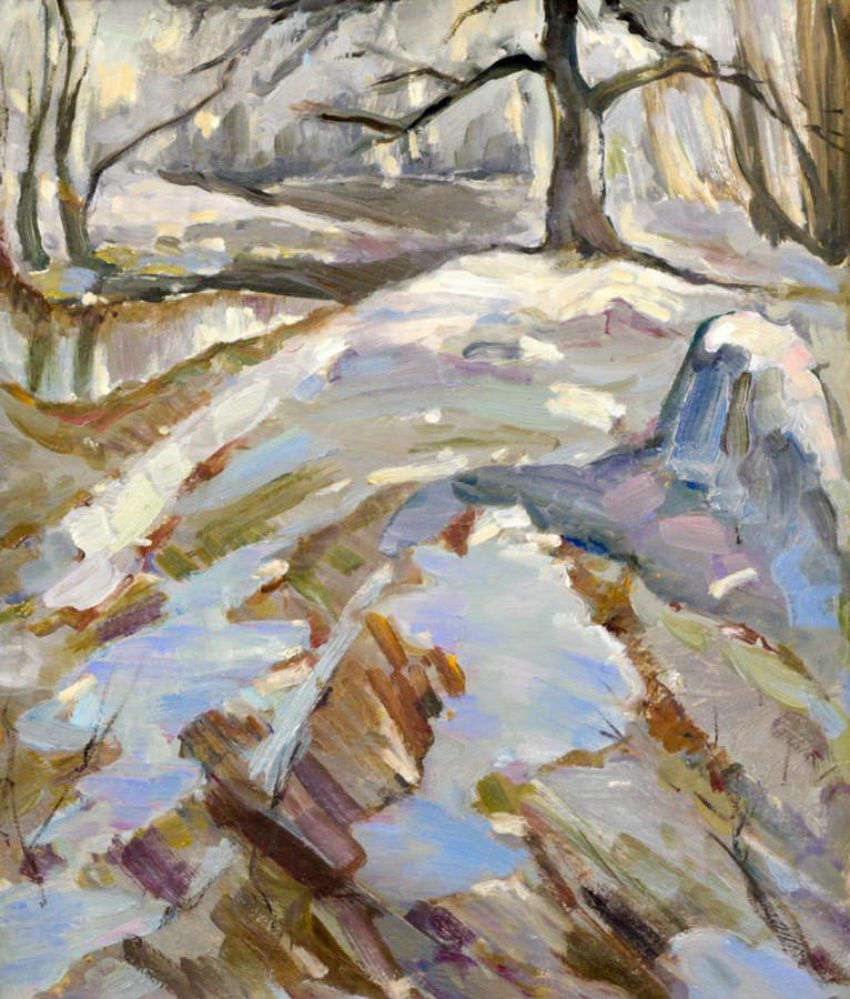 Ростемберский Ю.В. Последний снег