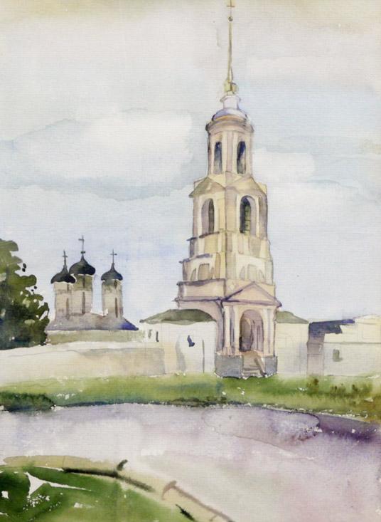 Ростемберский Ю.В. Этюд