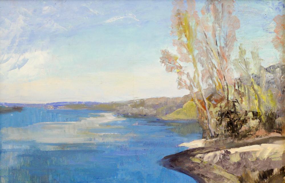 Одинцов Н.П. Река Белая