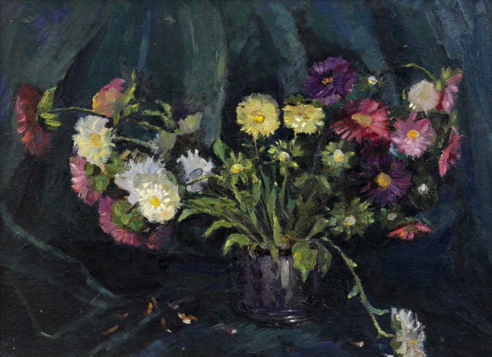 Ростемберская Г.Н. Цветы