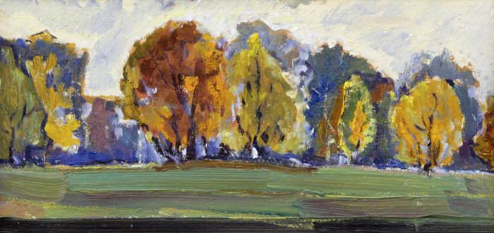 Ростемберский Ю.В. Осень в Башкирии