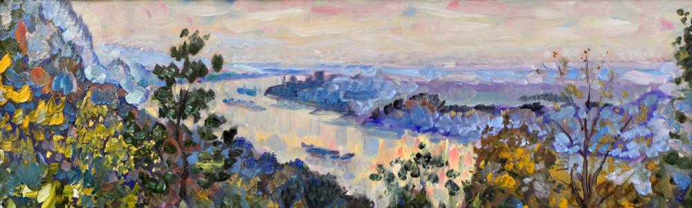 Ростемберский Ю.В. На реке Белой