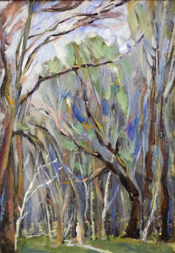 Ростемберский Ю.В. Весенний лес