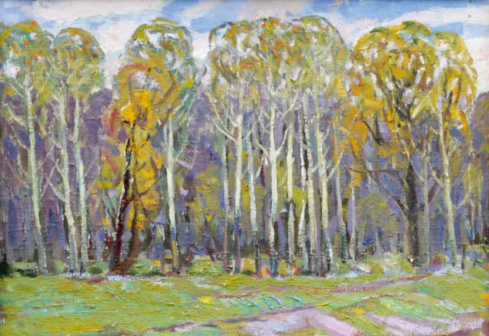 Харин Г.Е. В лесу