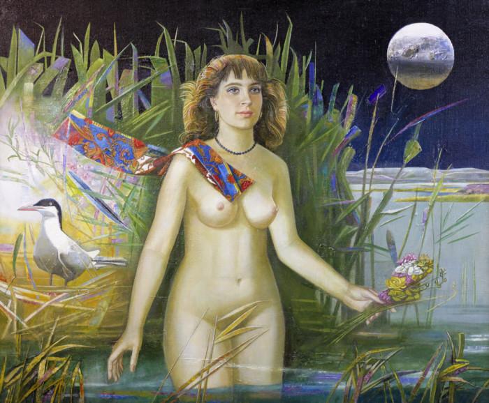 Мухаметшин У. Венера. Любовь и полнолуние