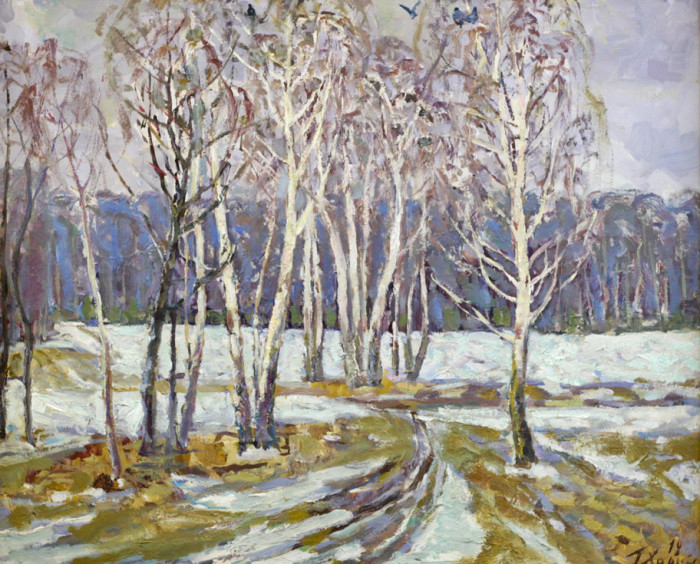 Харин Г.Е. Весенний лес