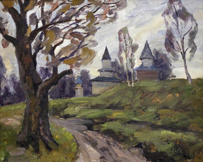 Сазонов Р. Пейзаж