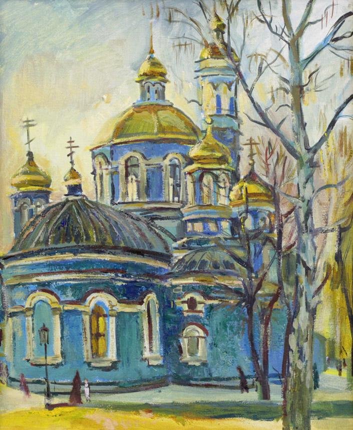 Шарифуллина Л. Уфа. Церковь