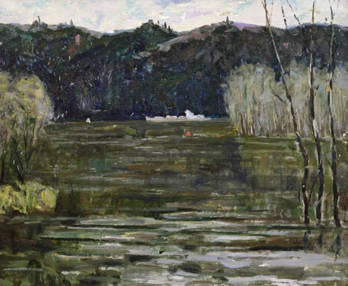 Харин Г.Е. На реке