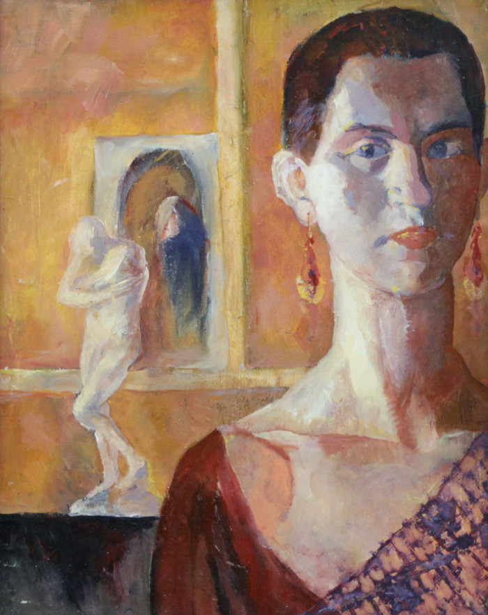 Стремоухова С. Автопортрет II