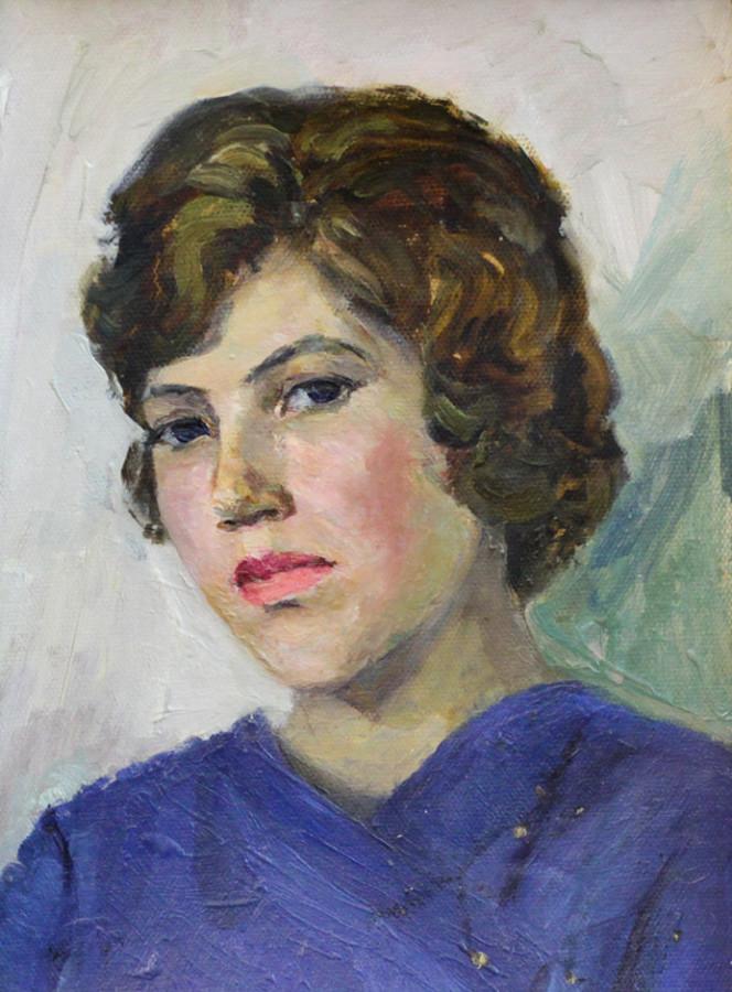 Ростемберский Ю.В. Портрет II