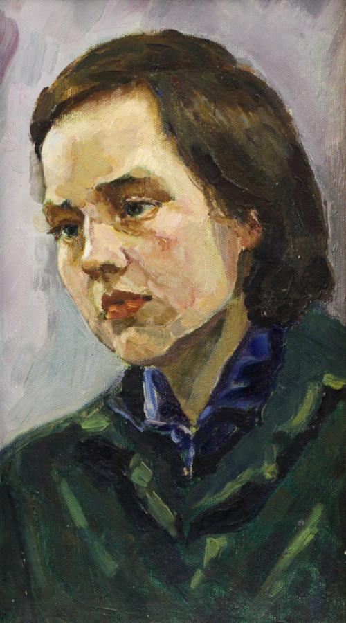 Ростемберский Ю.В. Портрет III