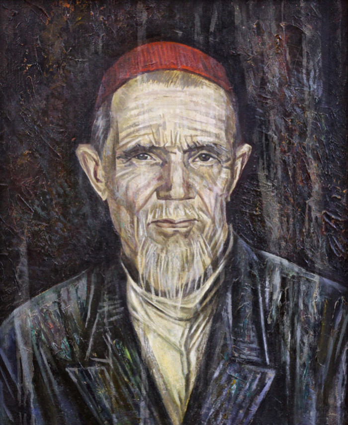 Мухаметшин У. Портрет старика