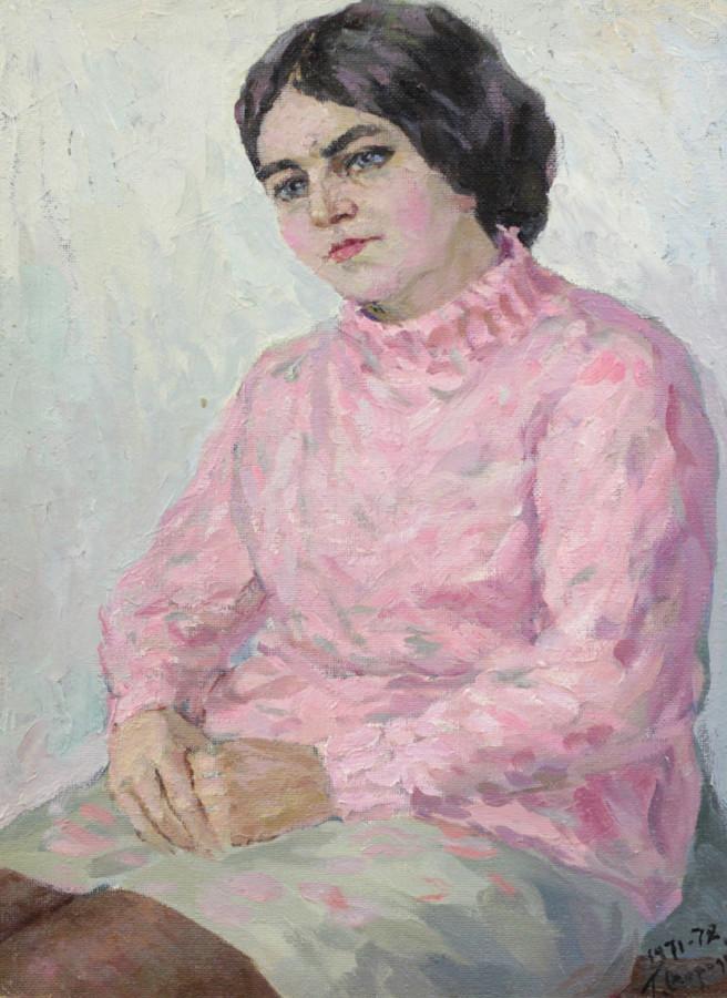 Огородов Г.В. Портрет