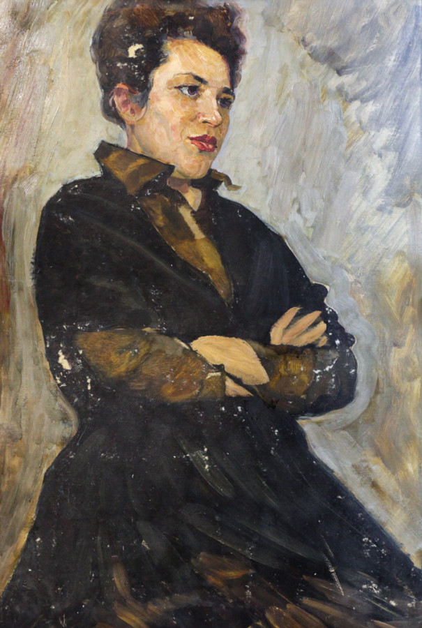 Ростемберский Ю.В. Портрет