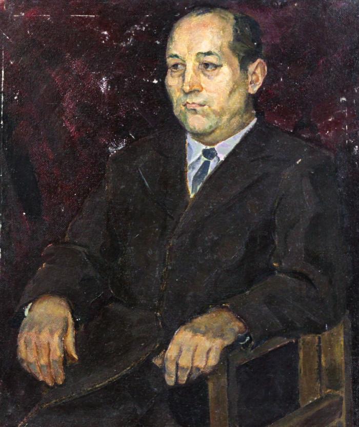 Ростемберский Ю.В. Портрет Новикова