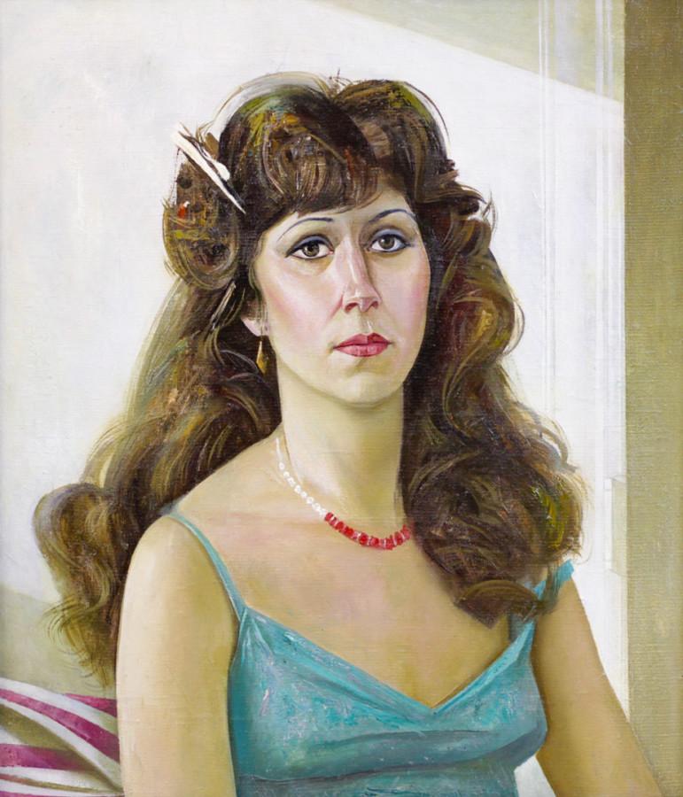 Мухаметшин У. Портрет актрисы