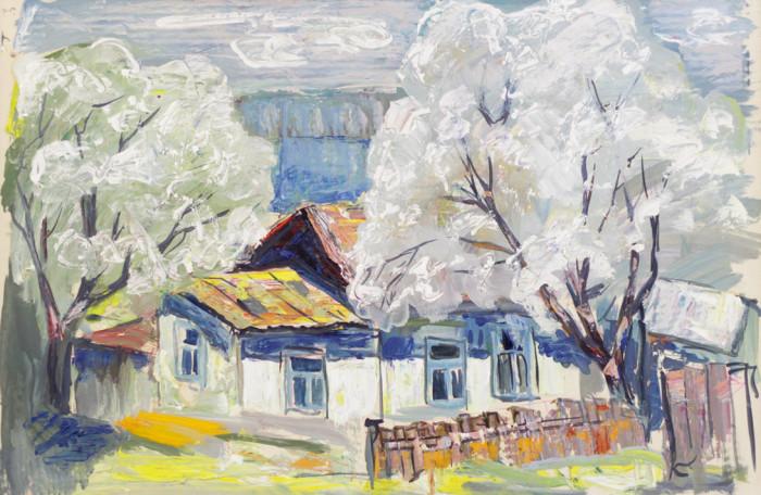 Карпов Г.В. Старый дом