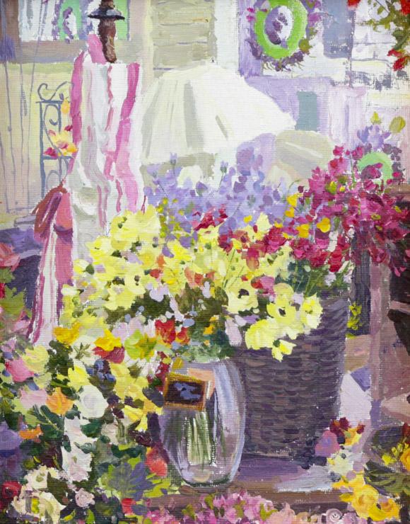 Ахметшин Р. Цветочный магазин