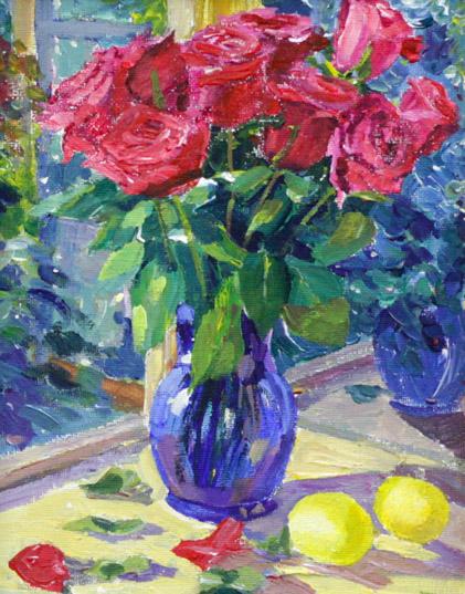Ахметшин Р. Розы и лимоны