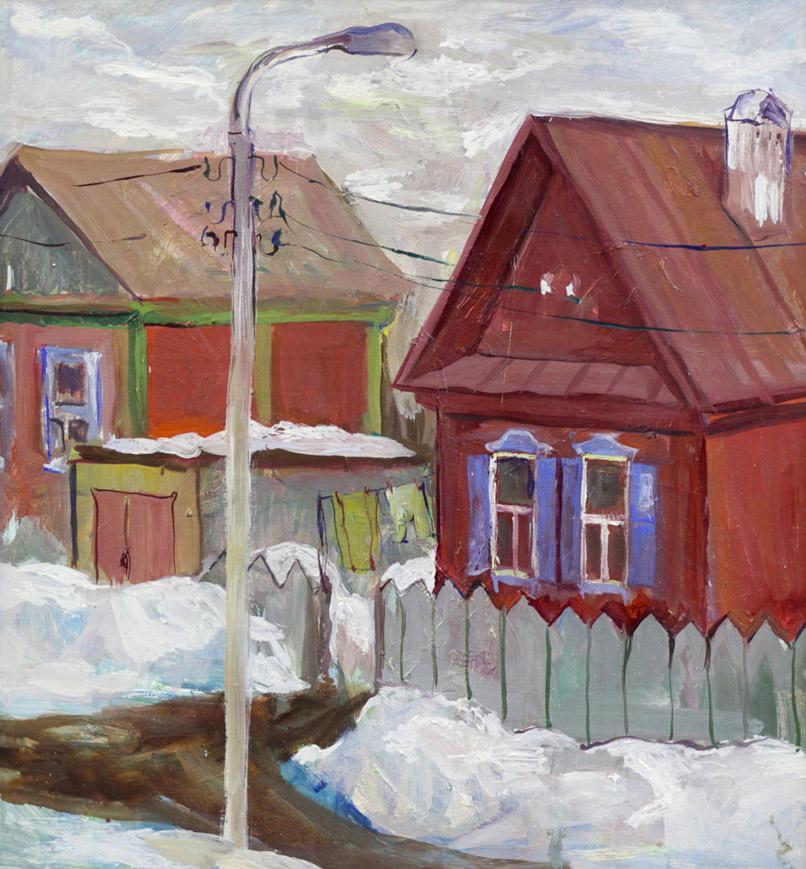 Осокина Л. Красный дом