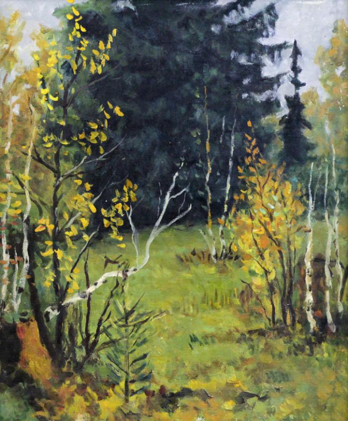 Круль Л.Я. Осенний уральский пейзаж