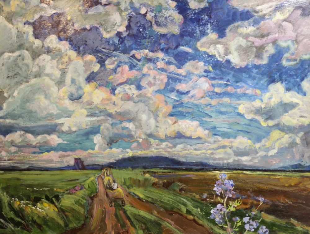 Ростемберский Ю.В. Облака