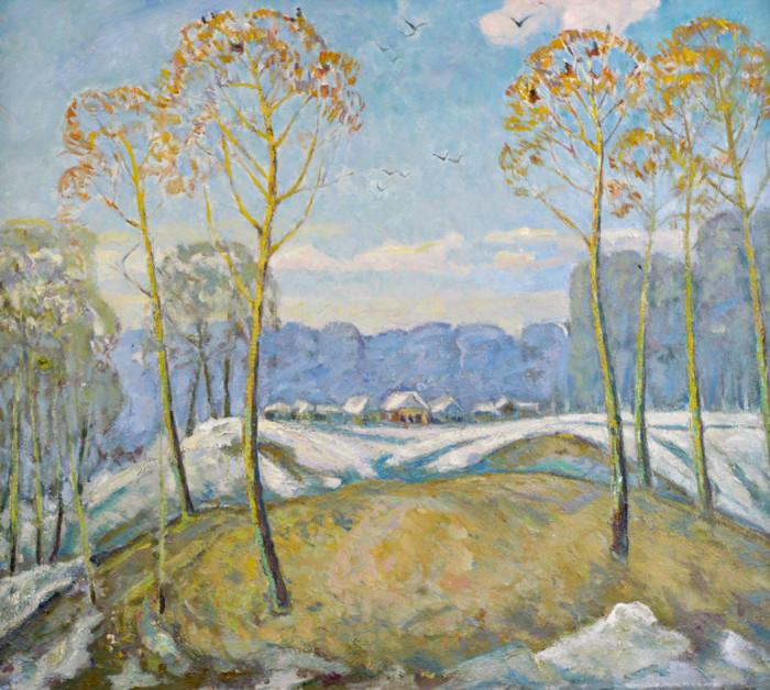 Харин Г.Е. Весна