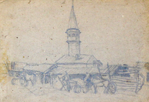 Тюлькин А.Э. Мечеть в Уфе