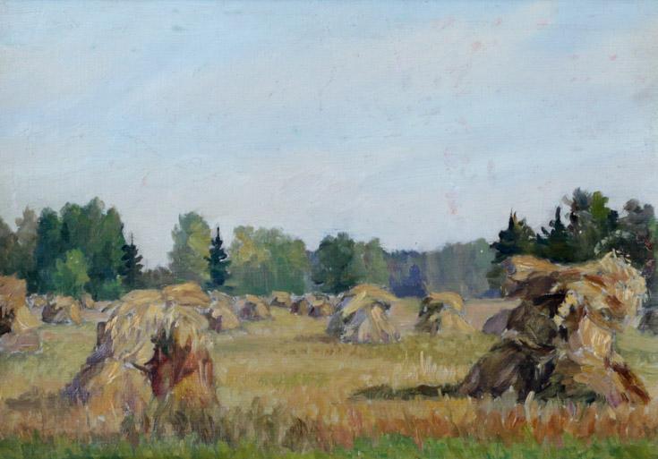 Огородов Г.В. Осень