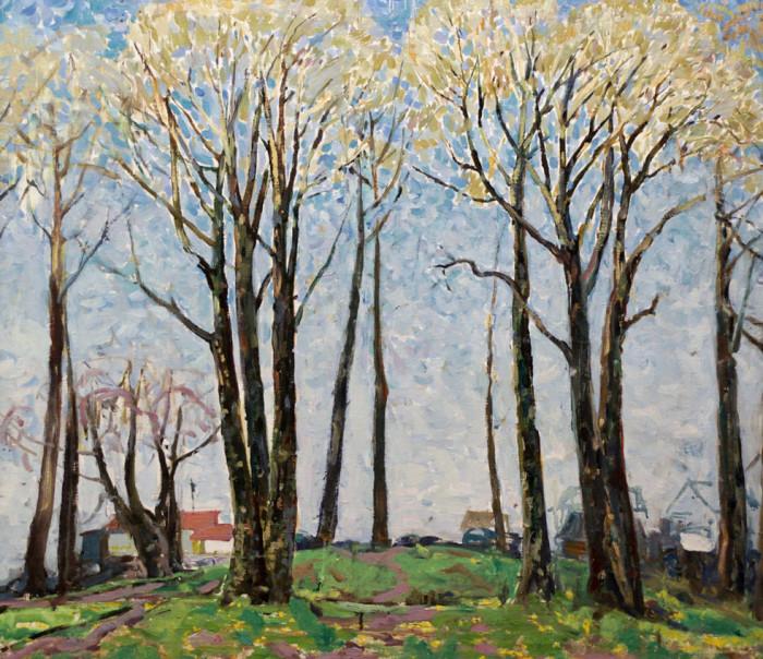 Харин Г.Е. Большие деревья