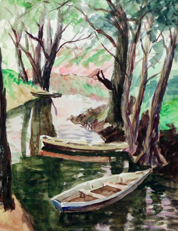 Огородов Г.В. Лодки