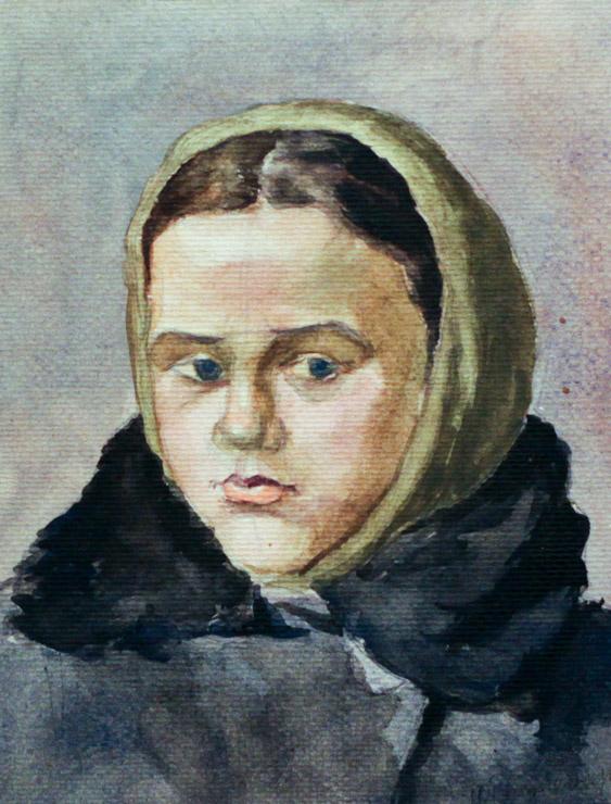 Ростемберский Ю.В. Девочка