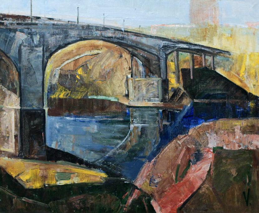 Рязанов В. Шакшинский мост