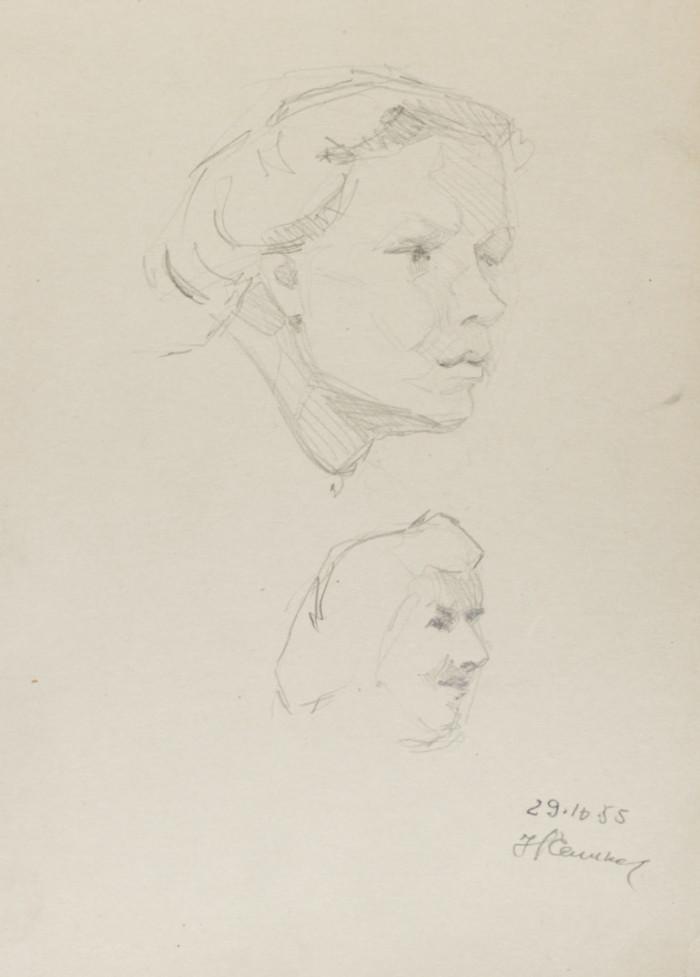 Селиков Н. Женщины II