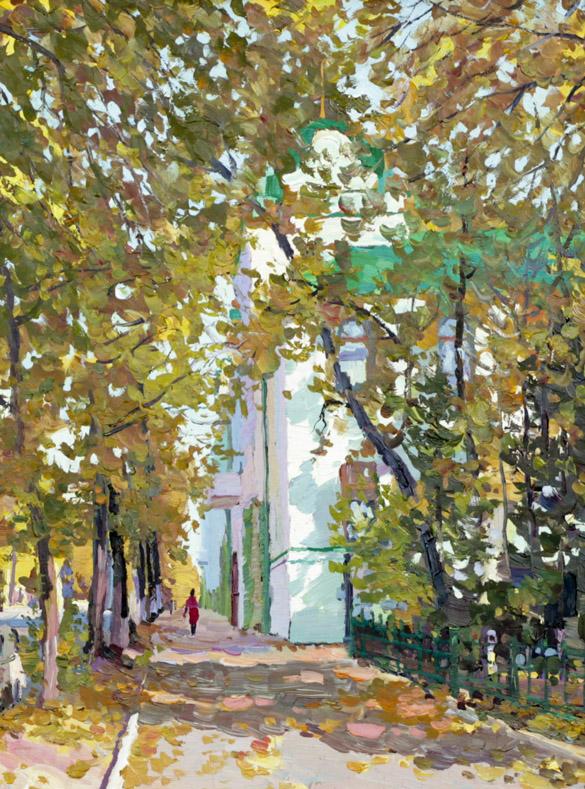 Ахметшин Р. Национальный музей