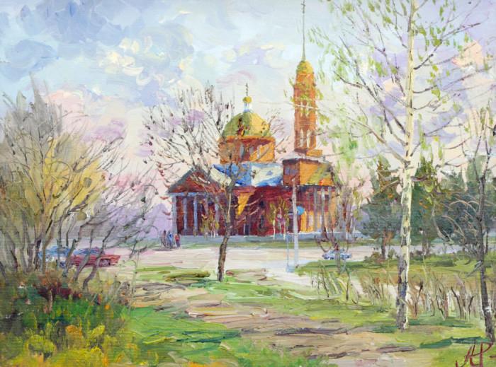 Ахметшин Р. Храм