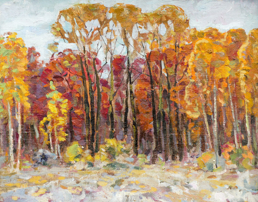 Харин Г.Е. Осень в лесу